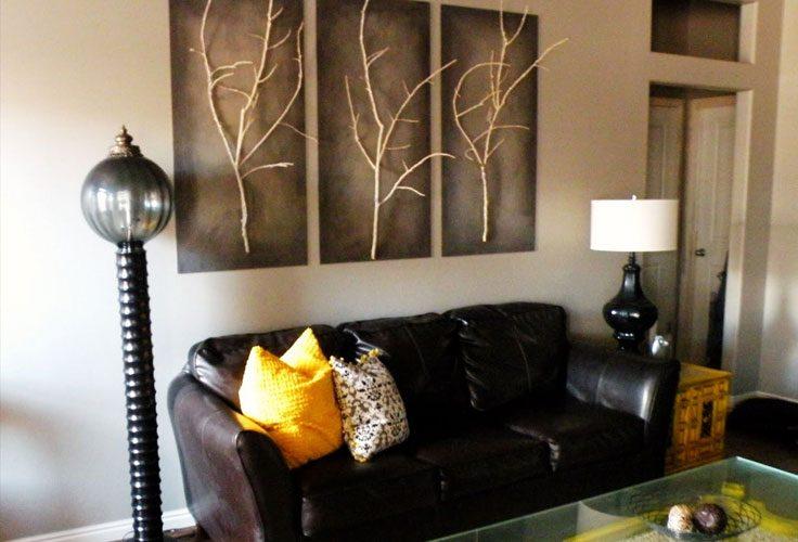 Поделки интерьера для квартиры своими руками