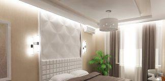 Ремонт спальни дизайн фото реальные в квартире