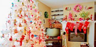 дизайн комнаты на новый год