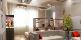 основные принципы дизайна интерьера квартиры