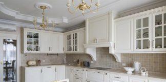 кухня интерьер дизайн фото классика