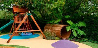 Украшение территории детского сада своими руками