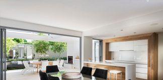 дизайн кухни и гостиной в одной комнате