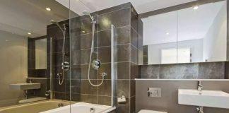 Дизайн ванной комнаты в стандартной квартире фото