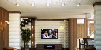 Дизайн дома внутри фото всех комнат
