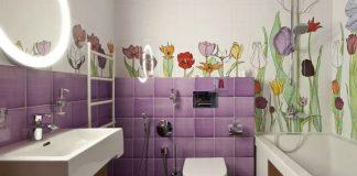 Мебель для маленькой ванной комнаты фото дизайн