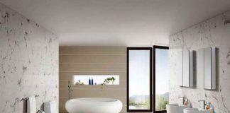 дизайн интерьера ванной комнаты и санузла фото