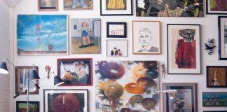 Предметы искусства в интерьере