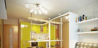 Идей дизайна интерьера квартиры студии