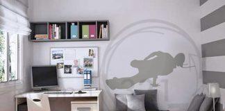 Идеи дизайна комнаты для подростка