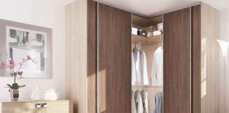 Угловой шкаф в спальню фото дизайн идеи