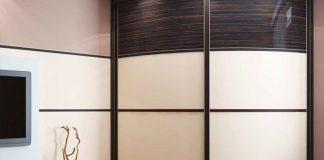 Угловой шкаф фото дизайн идеи