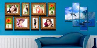 Картины своими руками для интерьера дома