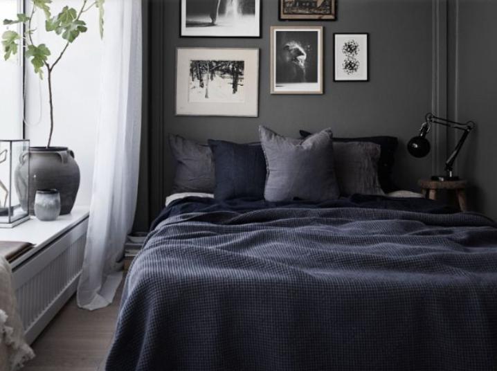 модные идеи для маленькой спальни