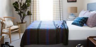 идеи для дизайна маленькой спальни