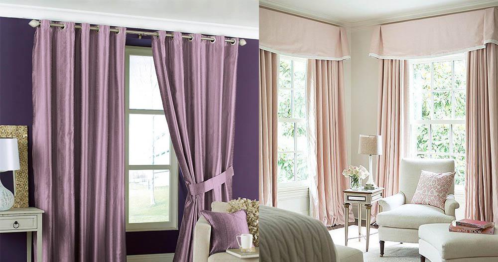 очень красивые шторы в гостиную