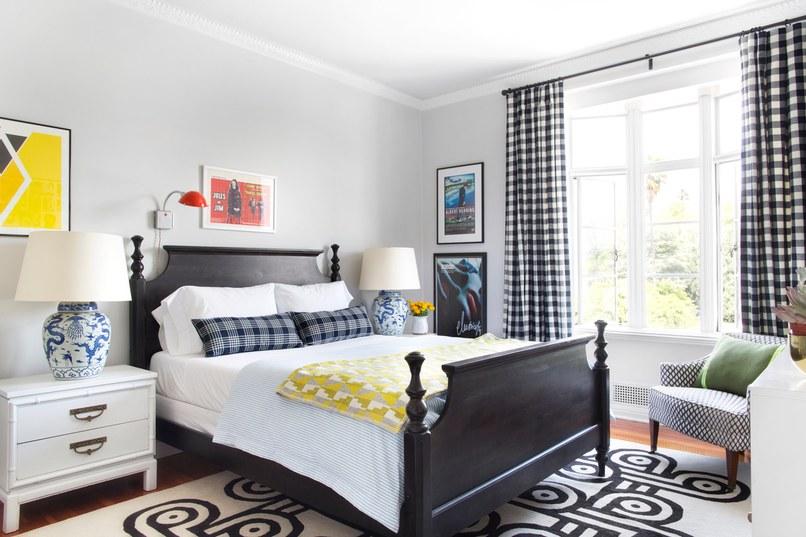 дизайнерские идеи маленькой спальни