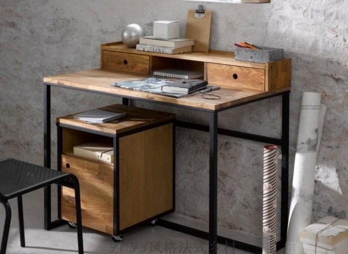 что такое письменный стол для лофт