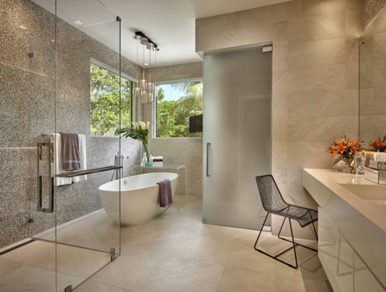 проект современной ванной