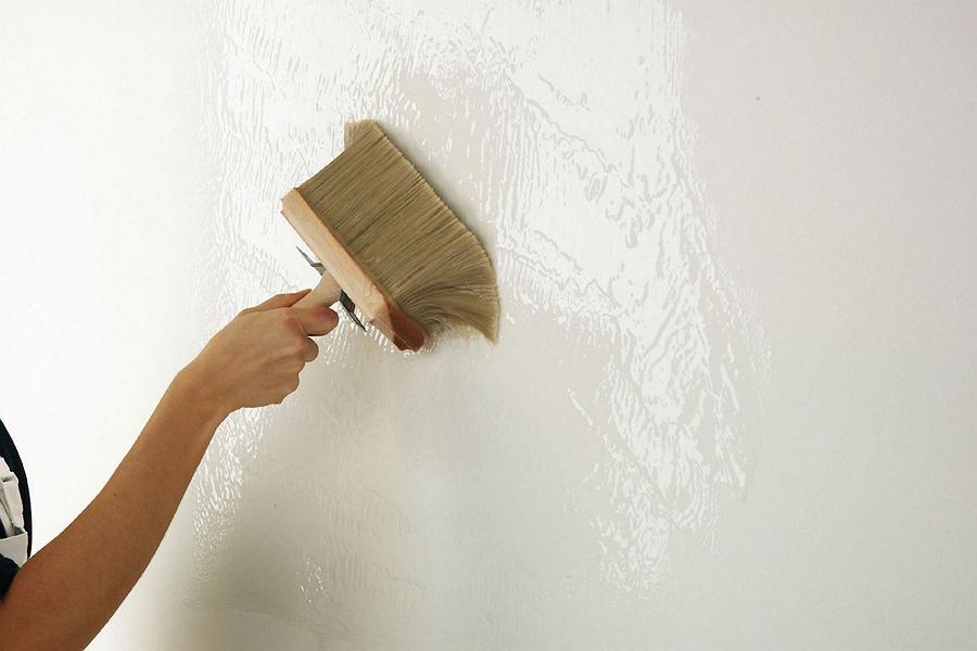 подготовить стены к покраске