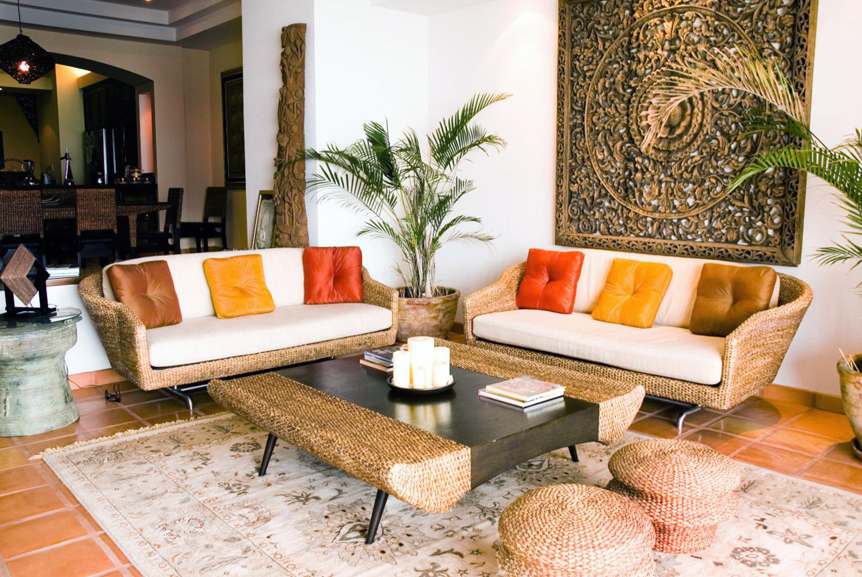 мебель в интерьере в классическом стиле
