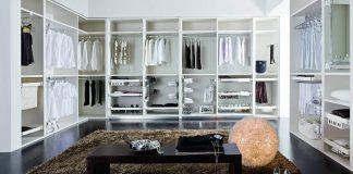 планировка гардеробной комнаты в квартире