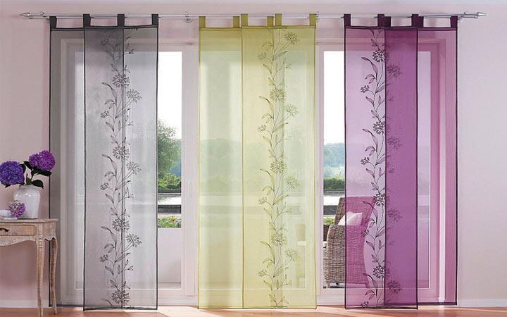 современные шторы в гостиную