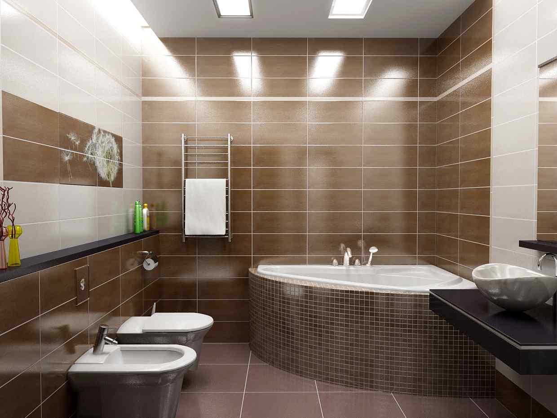 ванная комната 2018